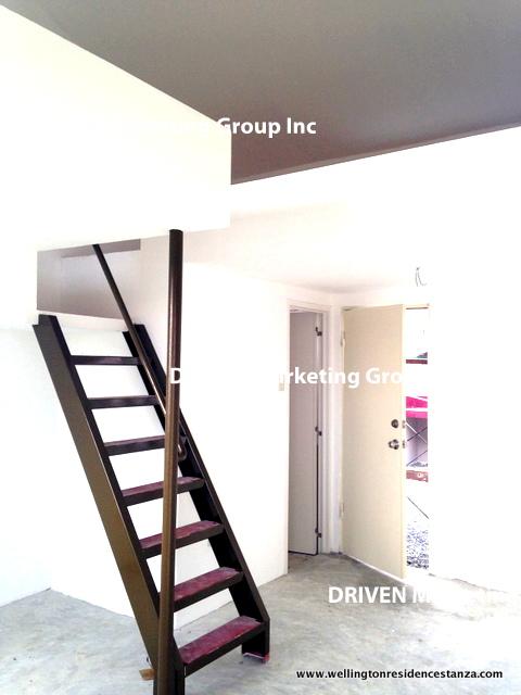 Sandra with loft ground floor