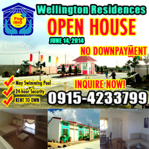 Wellington Open House