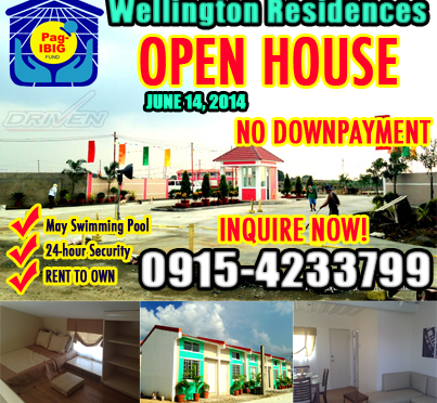 NO DOWNPAYMENT Exclusive Promos this Grand Open House! 15K Cash Out Lipat Na!