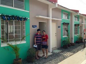Sandra Model unit (36sqm) - P4200/month Alicia Model unit (31.5sqm) - P2500/month