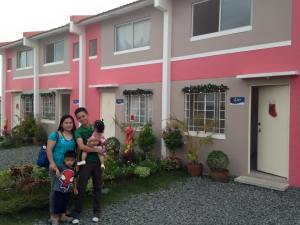 Lisa Model unit (46sqm) - P5400/month Erica Model unit (0.5sqm) - P4800/month